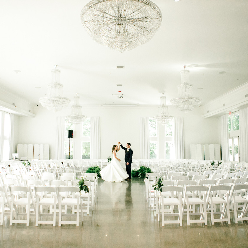 Ballroom I Street Wedding Ceremony Design First Dance Wedding Ideas