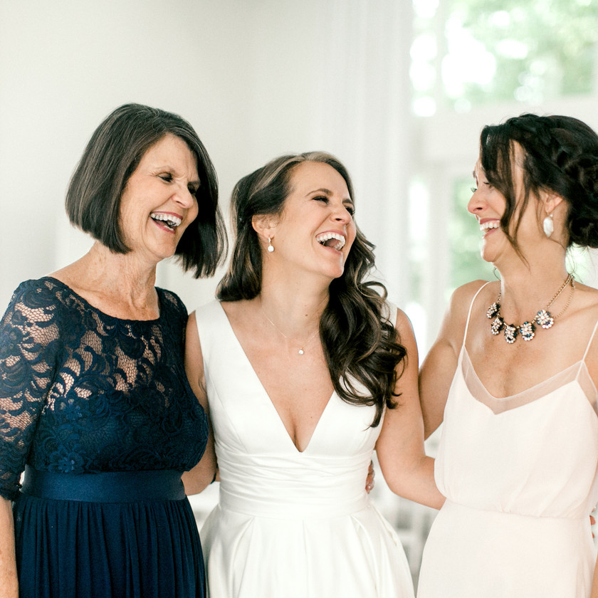 Bride Mom Sister Wedding Day Ideas Mother of the bride Bentonville
