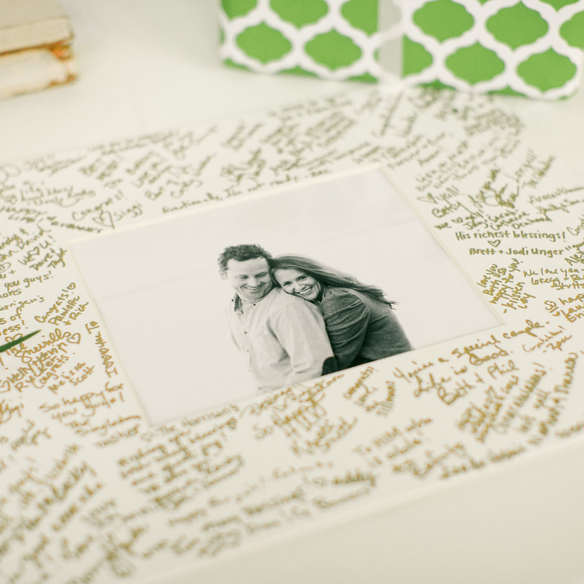 Wedding Ideas Guest Signatures Northwest Arkansas Wedding