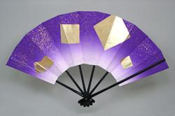 7-六骨 紫ぼかし