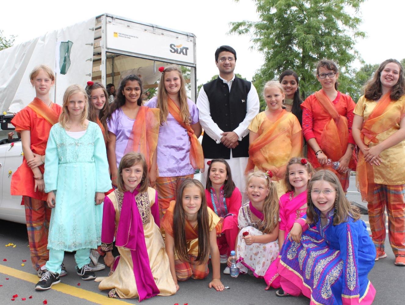 Parade der Kulturen 2014
