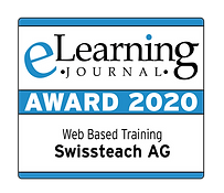 eLJ_AWARD2020_WebBasedTraining_Swissteac