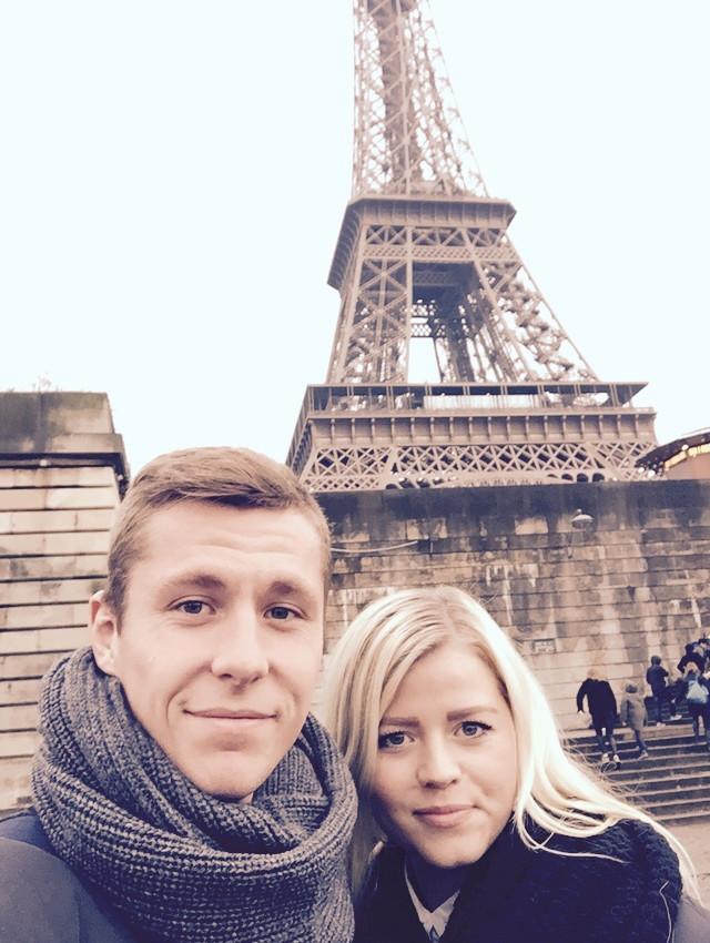 Paris - Eiffeltårnet