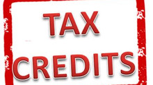 Tax credit deadline - renew online