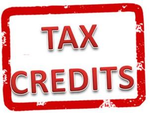 Tax credit deadline - renew online