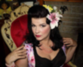 Syracuse NY Pin Up Miss Lizzie DeVille
