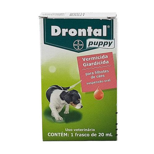 Vermífugo Cães Drontal Puppy 20ml - Bayer