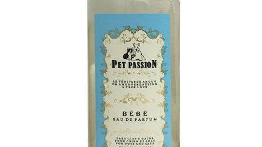 Perfume Pet Fragrância Francesa Linha Bébé 500ml - Pet Passion