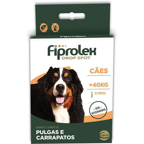 Antipulgas Fiprolex 4,02ml Cães mais de 40kg - Ceva