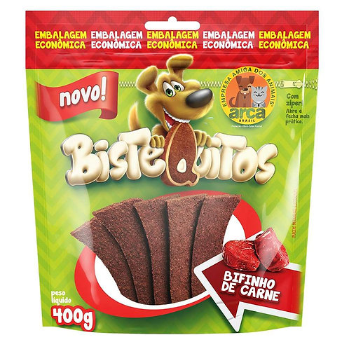Bistequitos Bifinhos Carne 400gr - Petitos
