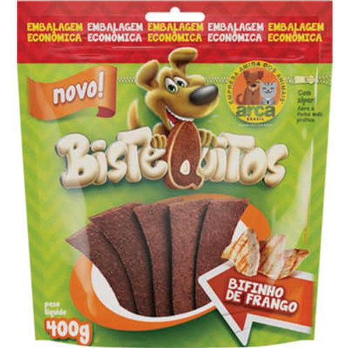 Bistequitos Bifinhos Frango 400gr - Petitos