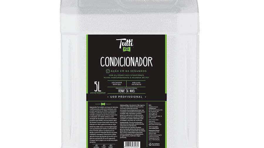 Condicionador com Silicone Multifuncionais Pet 5L - Tutti Pet