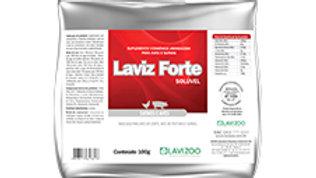 Laviz Forte 100g Lavizoo - Suplemento para Aves e Suínos