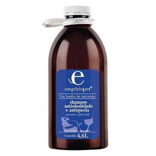 Shampoo Antioleosidade 4,6L - Empório Pet