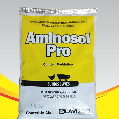 Aminosol Pró 1kg - Lavizoo