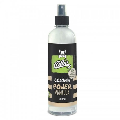 Colônia Power Vanilla 500ml - Collie
