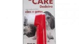 Higienização Bucal Dedeira1 unid. Cães e Gatos - Good Care