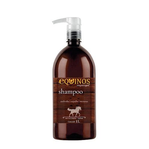 Shampoo Equinos 1L - Empório Pet
