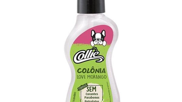 Colônia Love Morango 120ml - Collie