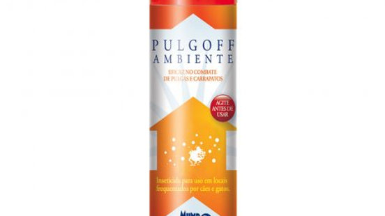Antipulgas e Carrapatos Pet para Ambientes 400ml - Pulgoff