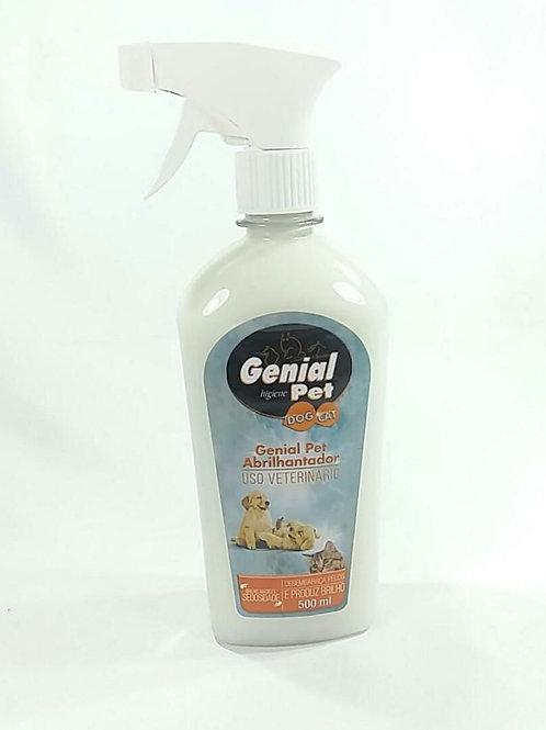 Abrilhantador 500ml - Genial Pet