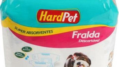 Fralda Higiênica Cães Fêmeas tam. M com 12 unidades - Hard Pet
