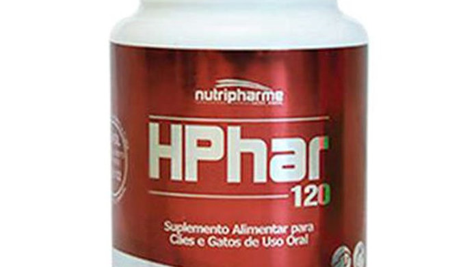 Suplemento Alimentar Pet Hphar 30 comprimidos - Nutripharme