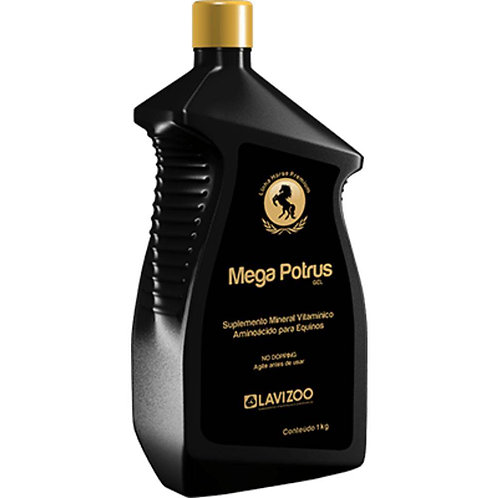 Lavizoo Mega Potrus 1kg - Suplemento para Potros
