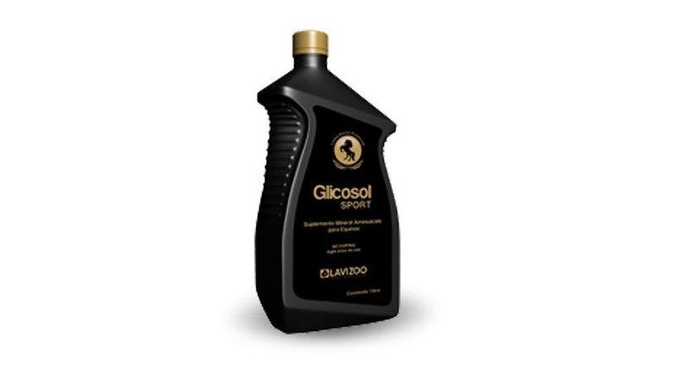 Glicosol Sport 1L Lavizoo - Suplemento para Cavalo linha Premium