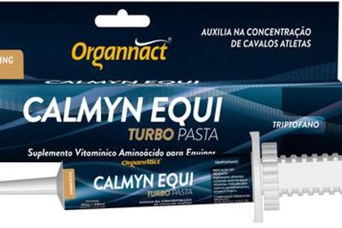 Suplemento Equinos Calmyn Equi  Turbo Pasta 40gr - Organnact