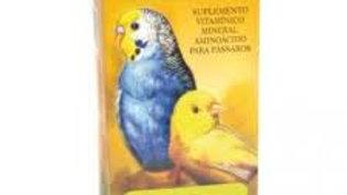 Suplemento Vitamínico Pássaros Mudamix 20ml - Piusana