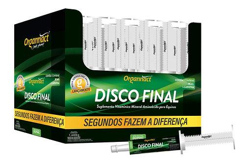Suplemento para Equinos Disco Final 60ml - Organnact