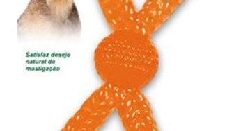 Brinquedo FlexiBone Argola Dupla Cães até 22kg - Odontopet