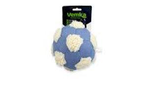 Brinquedo Cães Bola cor Jeans com Apito - Vemka