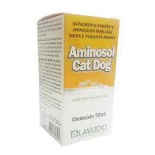 Aminosol Cat Dog 50ml - Lavizoo