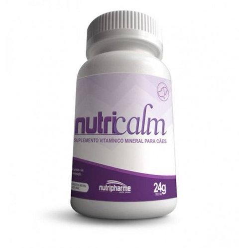 Suplemento para Cães Nutricalm 24g - Nutripharme