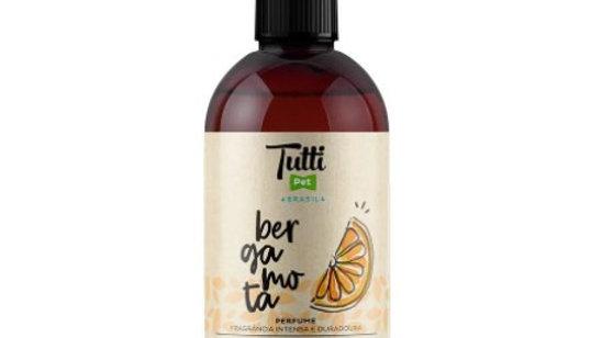 Perfume Pet Bergamota 500ml - Tutti Pet