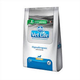 Vet Nat Canine Hypoallergenic 2kg Mini - Vet Life