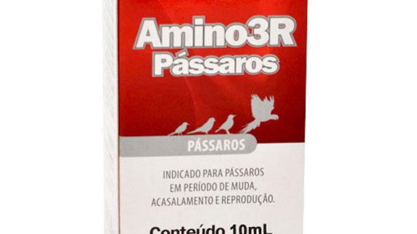 Amino3R 10ml Lavizoo - Suplemento para Pássaros