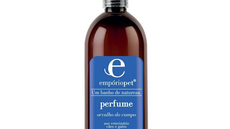 Perfume Orvalho do Campo 500ml - Empório Pet