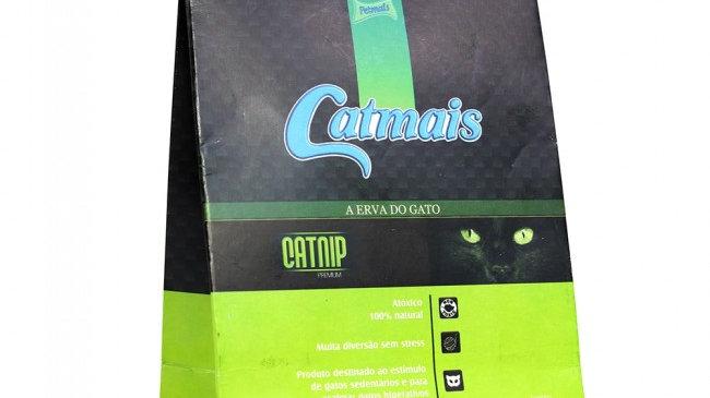 Catnip Erva Premium para Gatos 5gr - Catmais