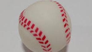 Brinquedo Cães Bola Maciça de Beisebol - Puppets
