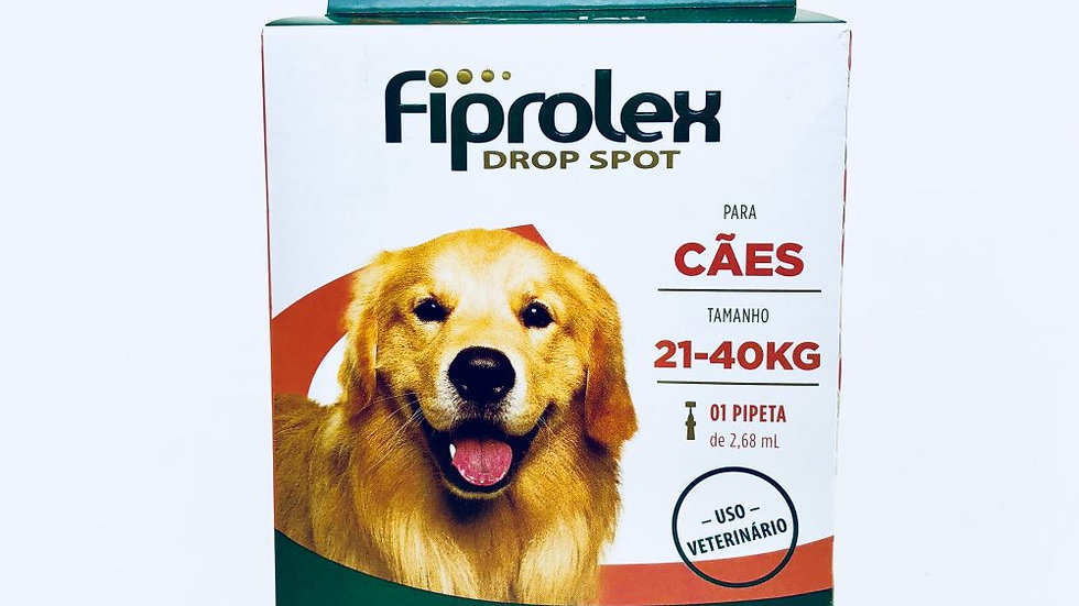 Antipulgas Fiprolex 2,68ml Cães de 11kg a 20kg - Ceva