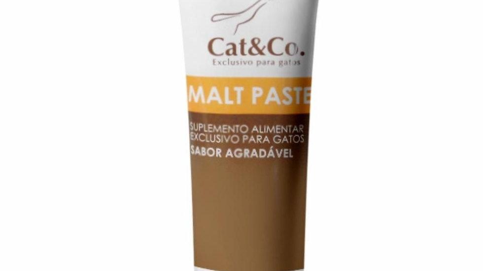 Suplemento Alimentar Gatos Malt Paste 70gr - Cat&Co