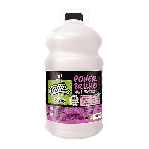 Shampoo Vegan Power Brilho 5L - Collie