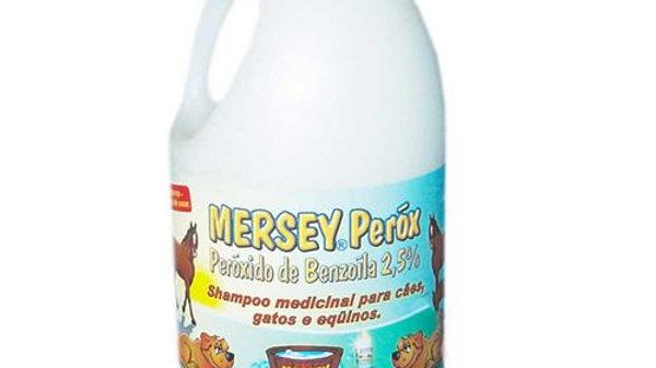 Shampoo Peróxido de Benzoila 2,5% 3L - Mersey