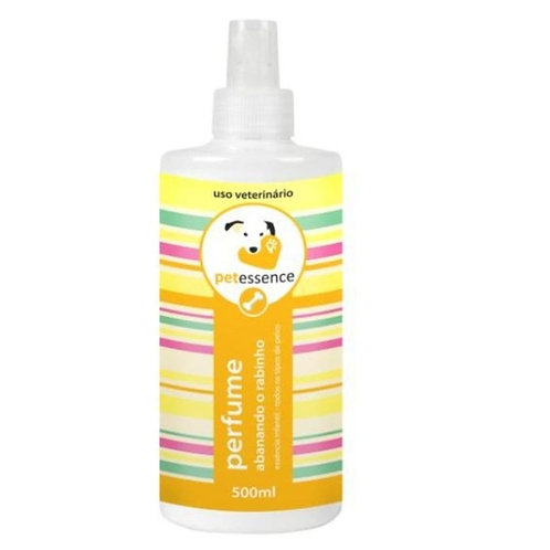 Perfume Abanando o Rabinho 500ml Cães - Pet Essence