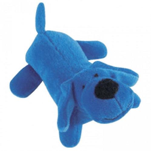 Brinquedo de Pelúcia Cachorro cor Azul - Jambo