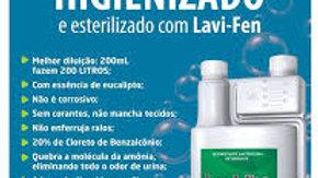 Lavi-Fen 1L  Lavizoo - Desinfetante bactericida e fungicida