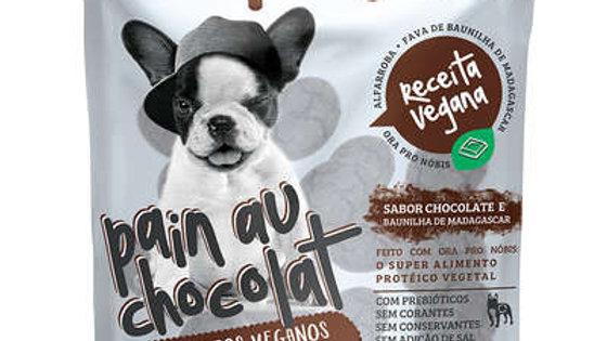 Biscoito Pain Au Choco Snack Hipo Alergênico Vegano 120gr - The French Co